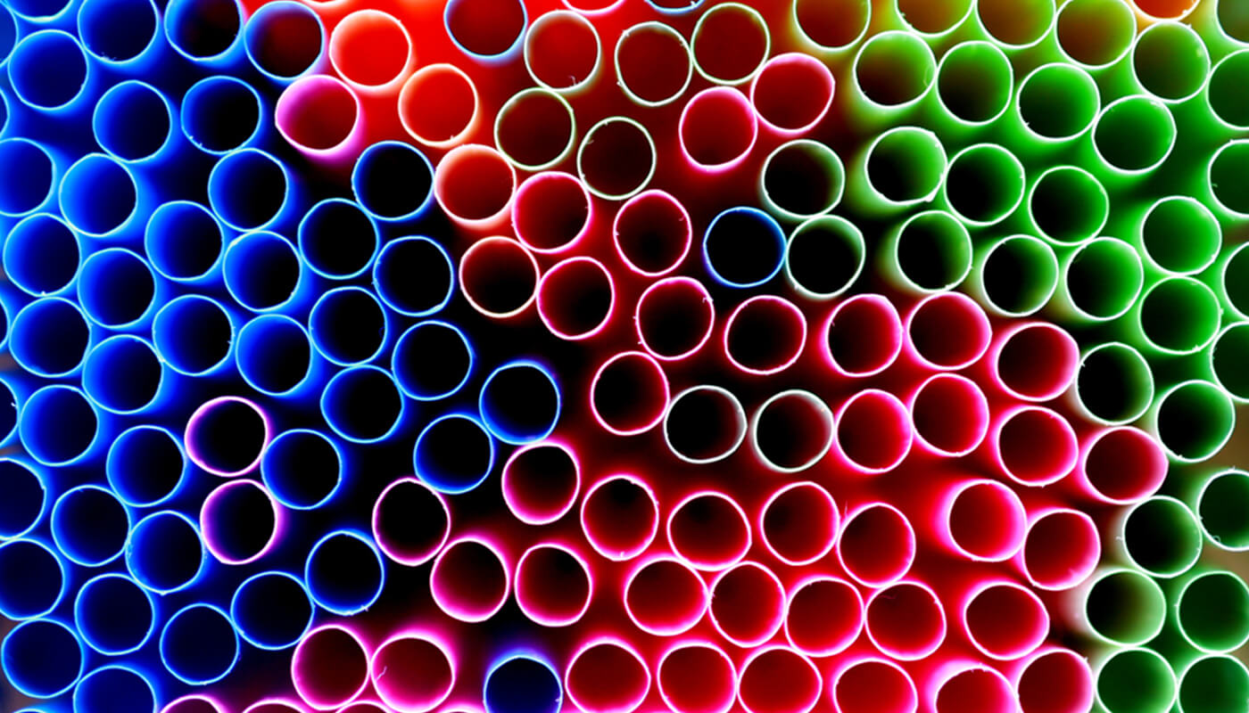 Imagine eating your straw after finishing your drink – well now you don't have to