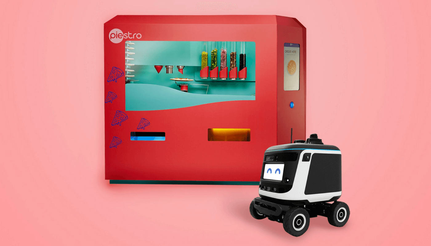 Robotic food delivery & how to get away with safe trick or treating