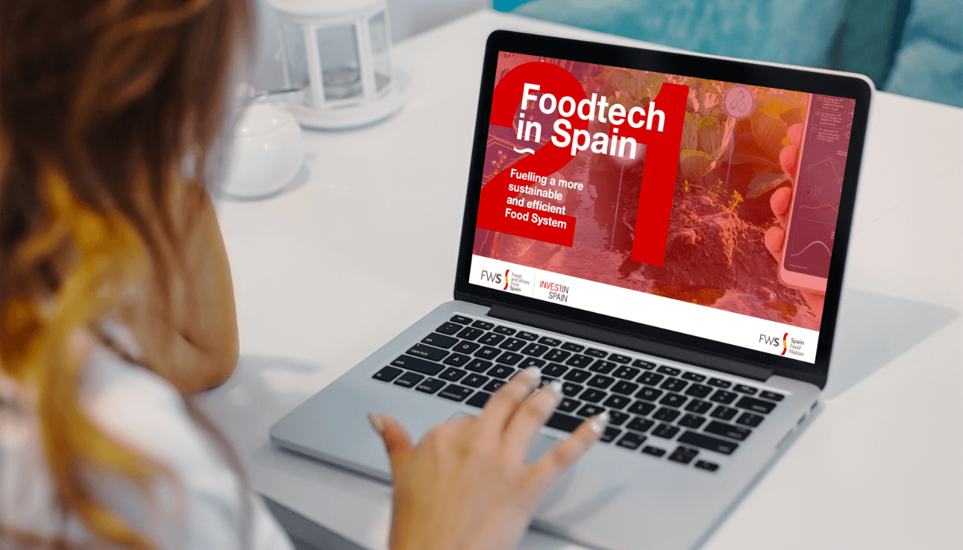 "Webinar: The Spanish FoodTech sector ""Status and opportunities for its 2021 internationalization"""